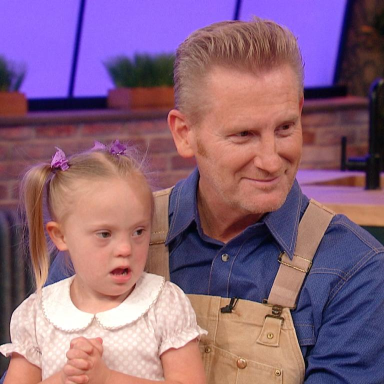 rory feek and daughter indiana