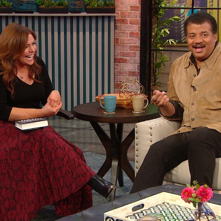 neil degrasse tyson and rachael ray