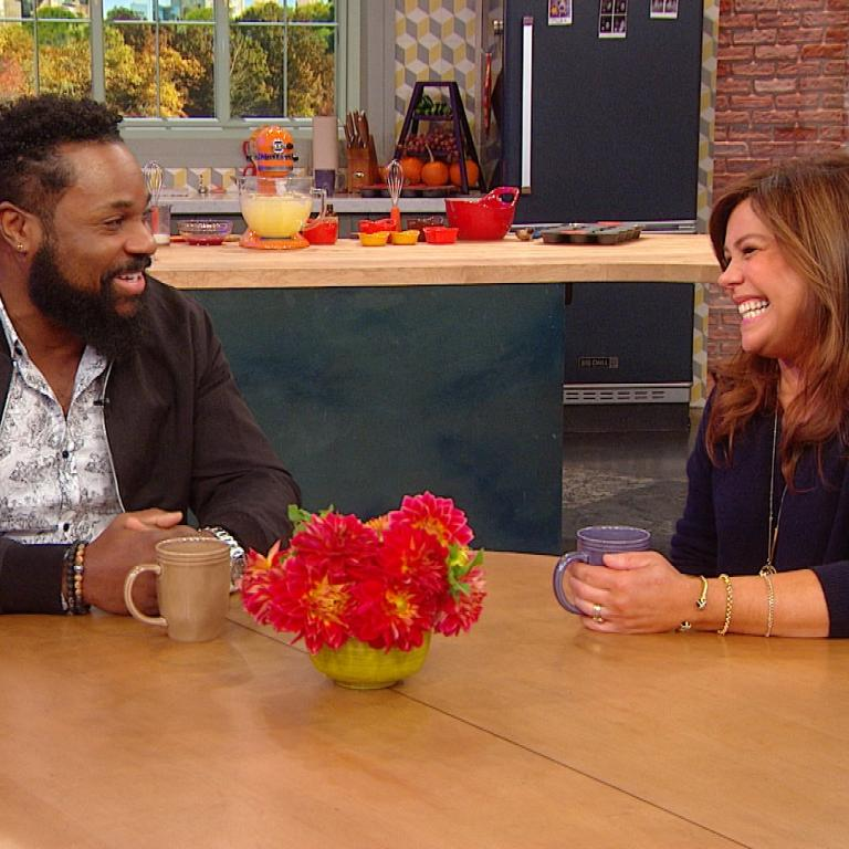 malcolm jamal warner and rachael ray show