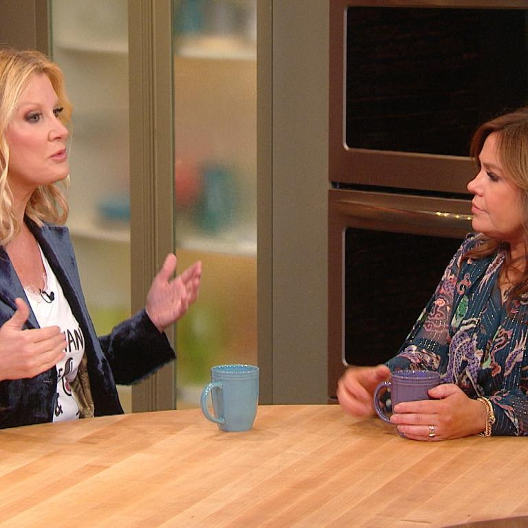 Sandra Lee + Rachael Ray
