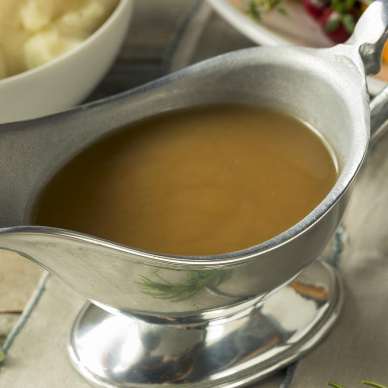 Herbed Maple Gravy