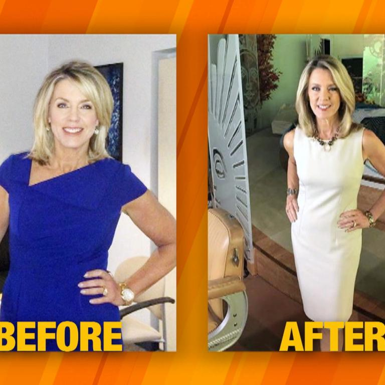 Deborah Norville Before & After