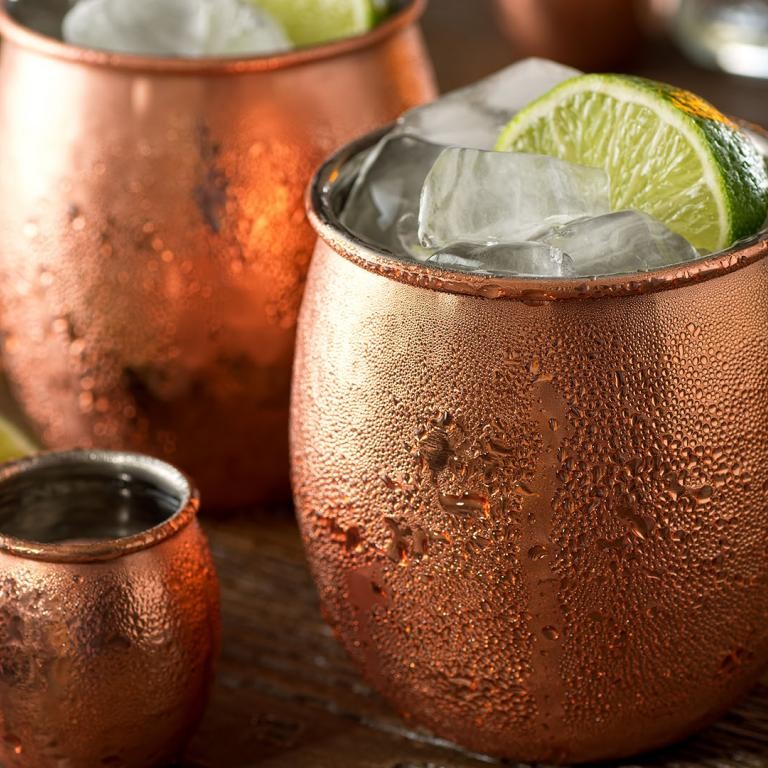 Mule Cocktail