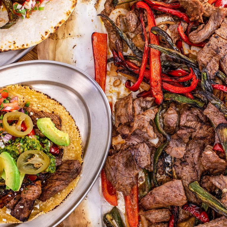 Rachael's Sheet Pan Steak Fajitas