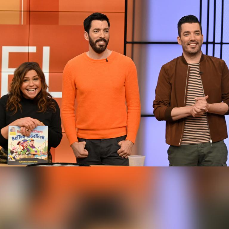 Property Brothers and Rachael Ray