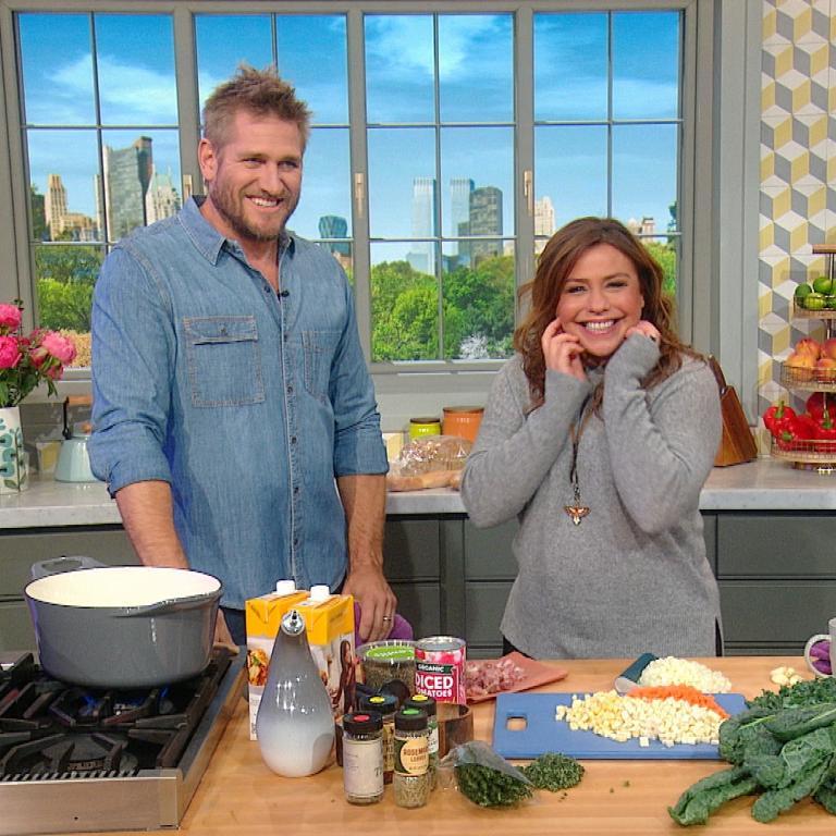 rachael ray and curtis stone