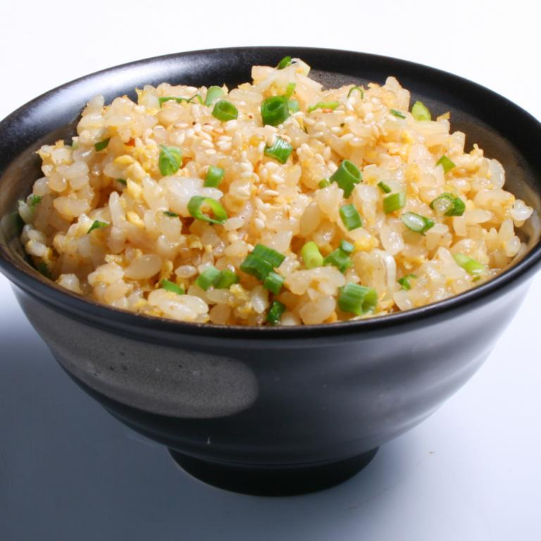Crispy Coconut-Scallion Rice