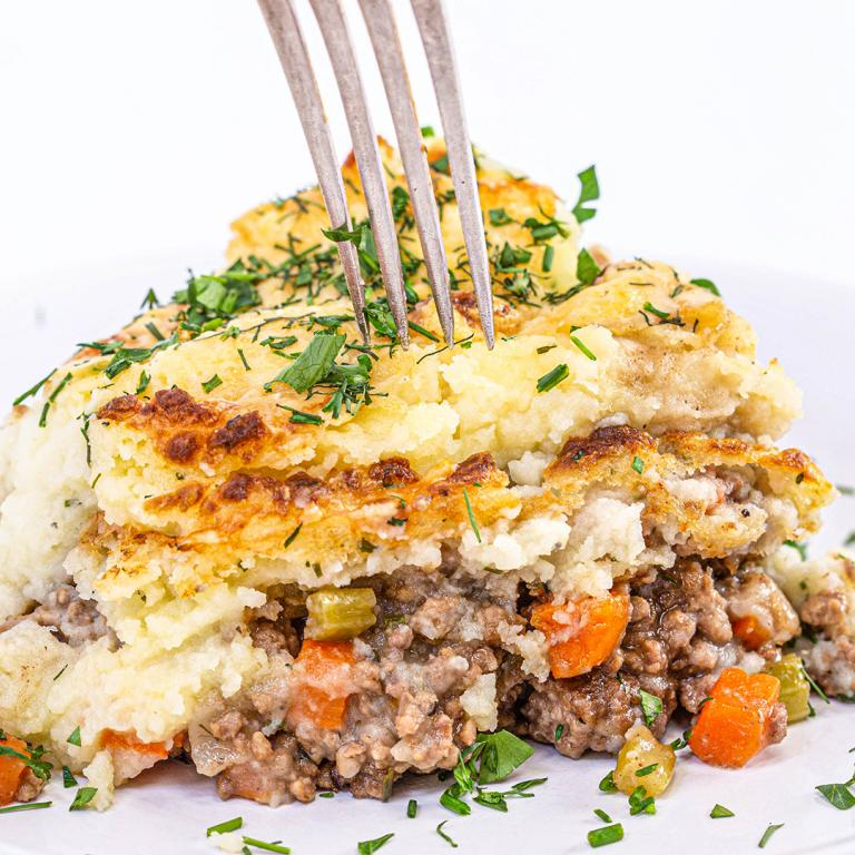Royal Shepherd's Pie
