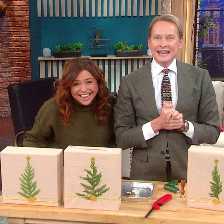 carson kressley and rachael ray