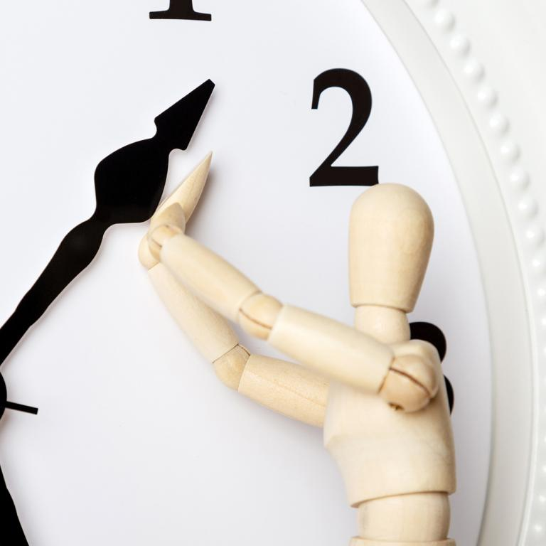 slowing down the clock anti-aging visual