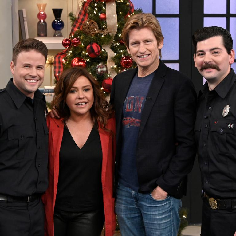 Rachael Ray, Denis Leary, Jerry Lucey, Dan Spencer