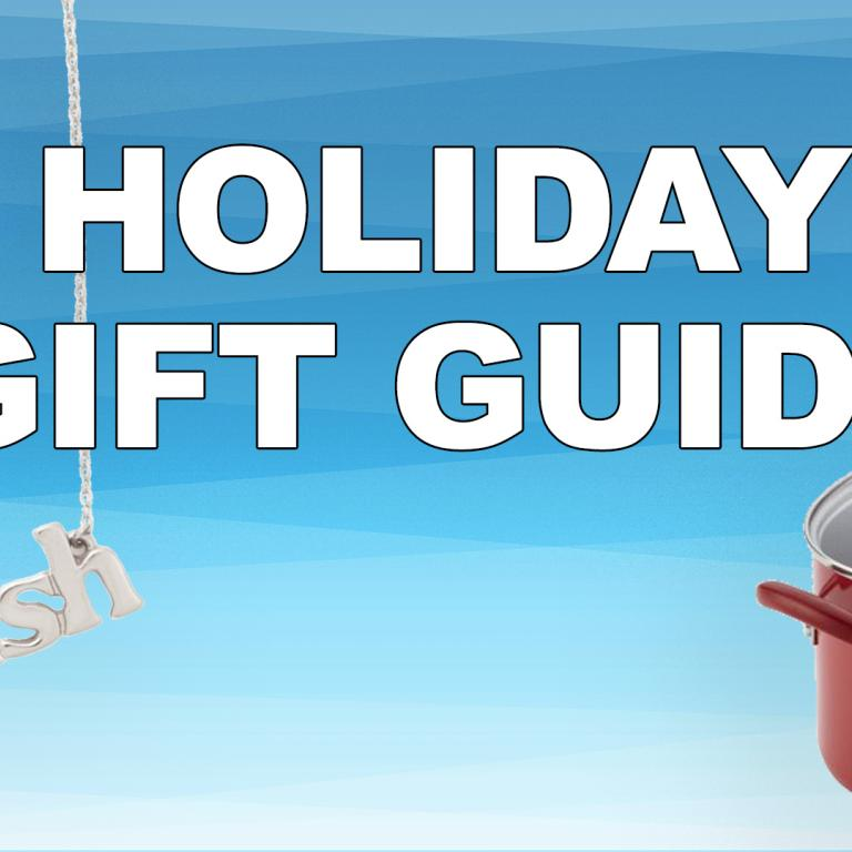 gift guide graphic