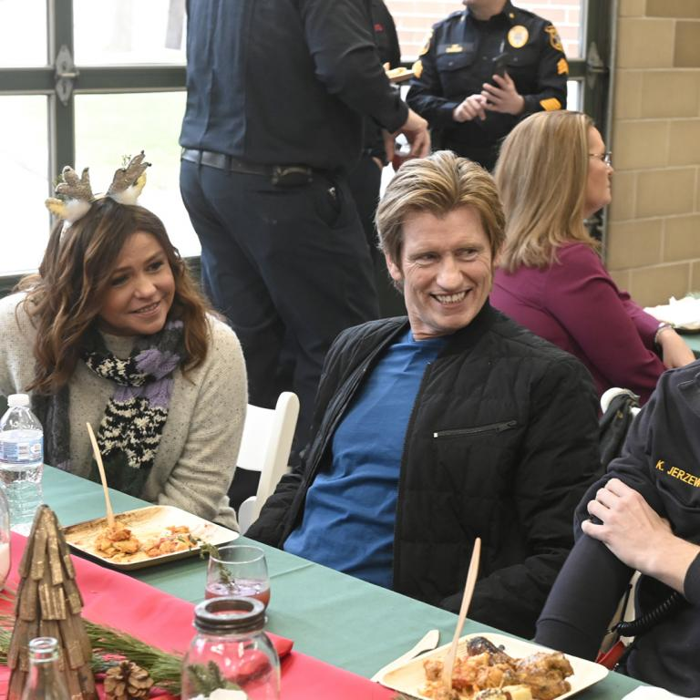 rachael ray and denis leary