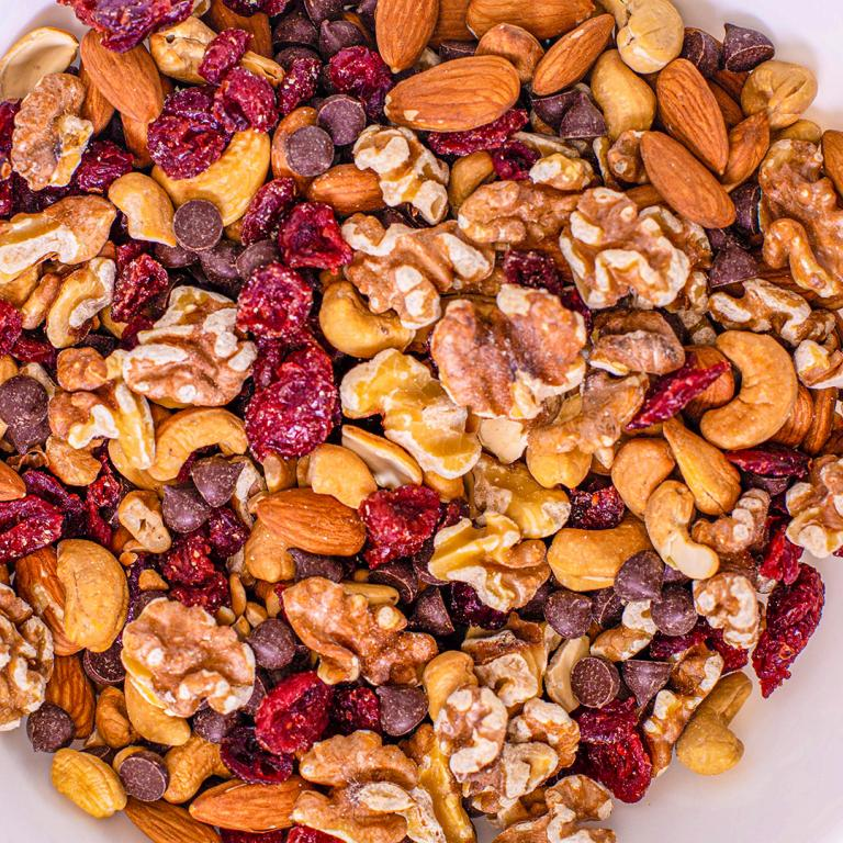 dr li trail mix