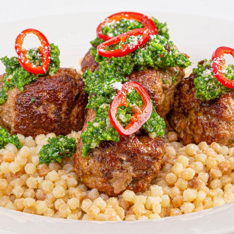 scott conant meatballs