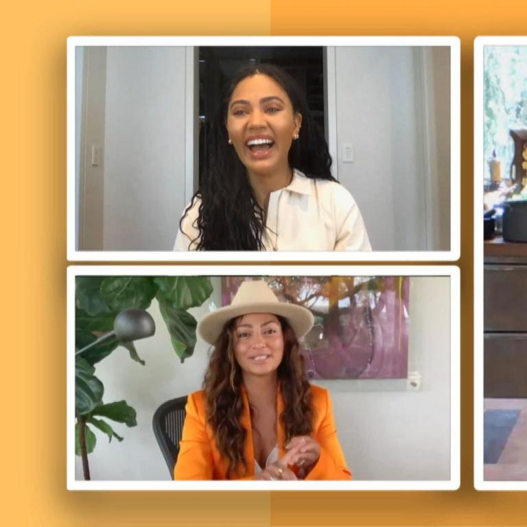 Rachael Ray, Ayesha Curry and Camila Alves McConaughey