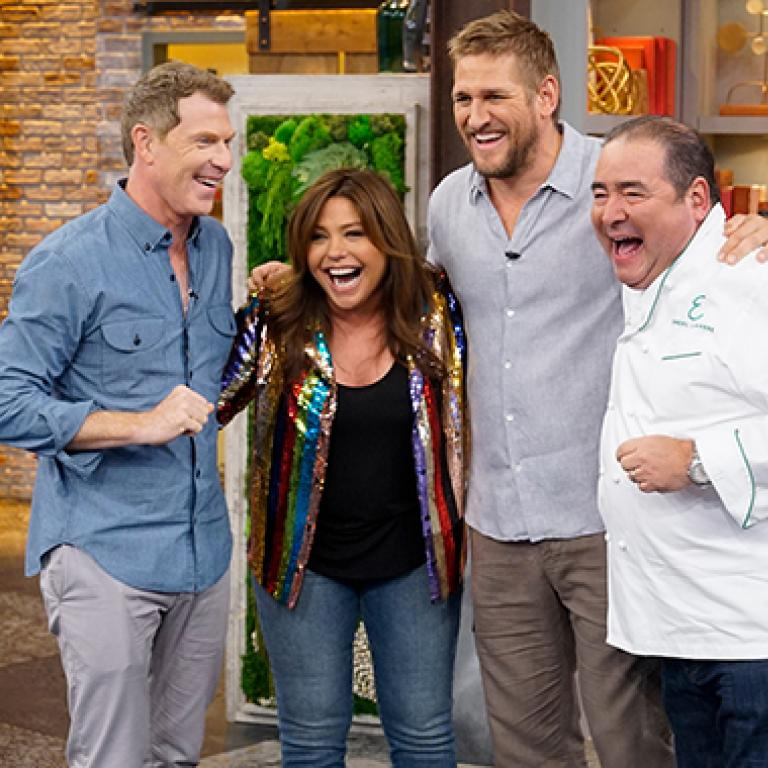 bobby flay curtis stone emeril rachael ray