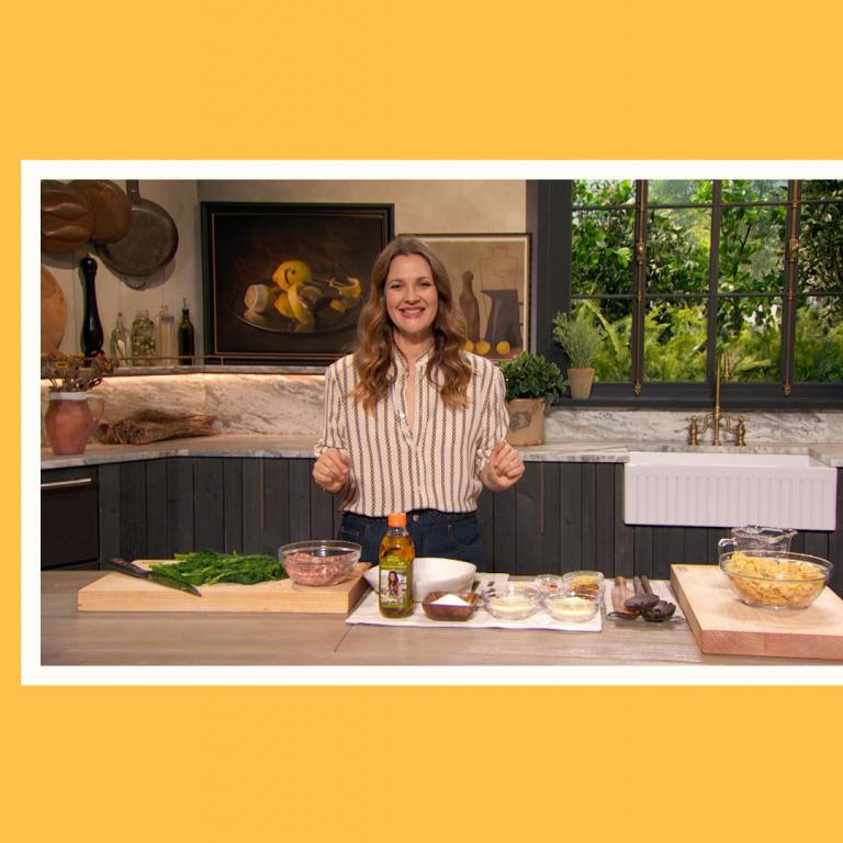 drew barrymore rachael ray