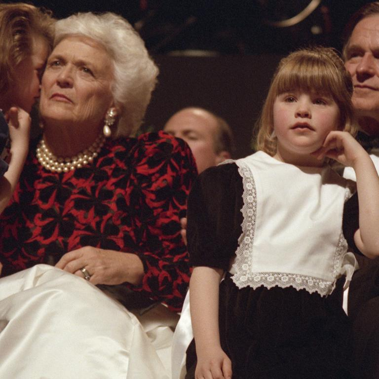 jenna bush hager barbara bush grandparents