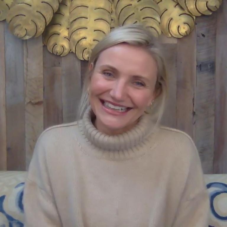 Cameron Diaz on the Rachael Ray Show