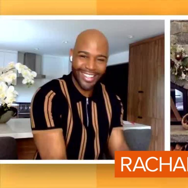 Karamo and Rachael Ray