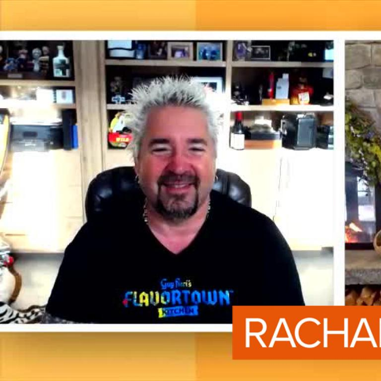 guy fieri rachael ray