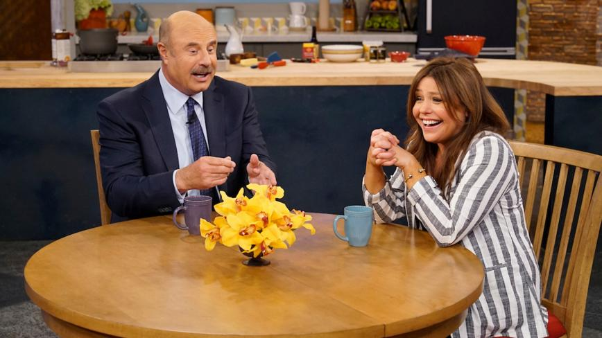 dr phil and rachael ray