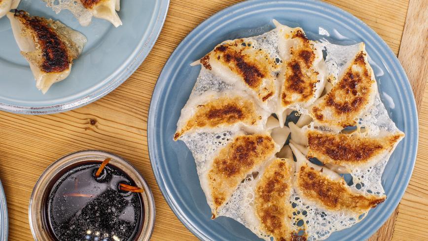 Andrew Zimmern Shares His Secret Food Truck Dumpling Recipe Rachael Ray Show Staff