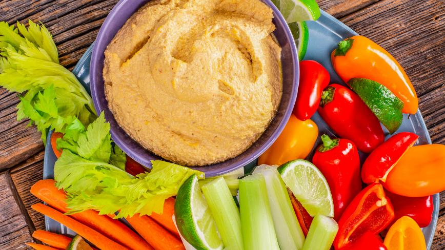 Chipotle Cashew Dip