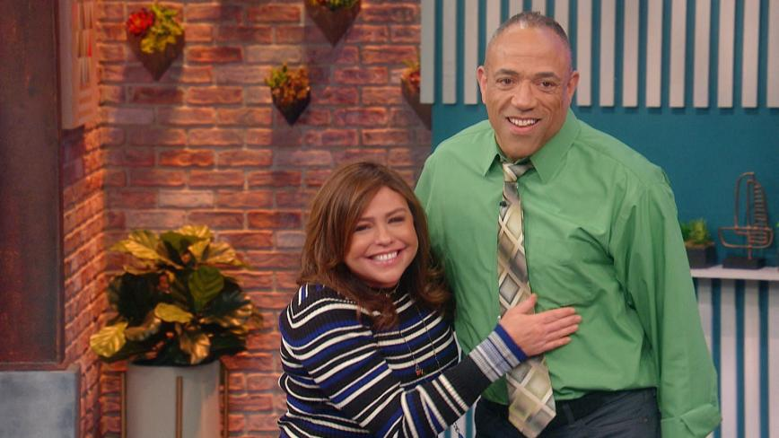 Rachael Ray and Lucky 13 #14 recipient
