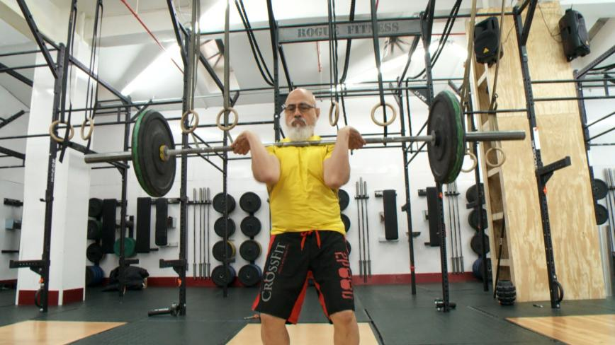 grandfather of crossfit