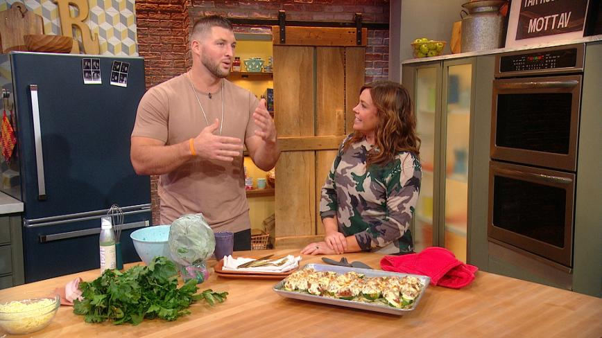 tim tebow rachael ray