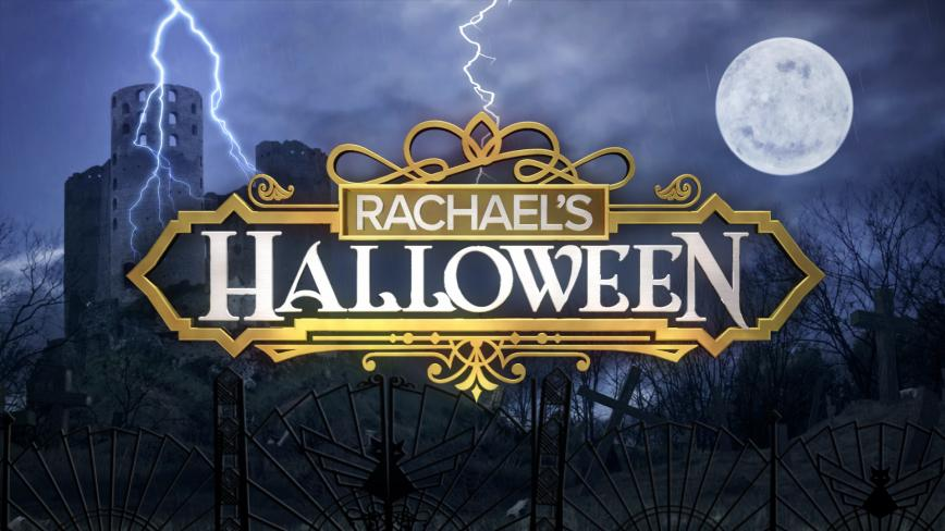Rachael's Halloween graphic