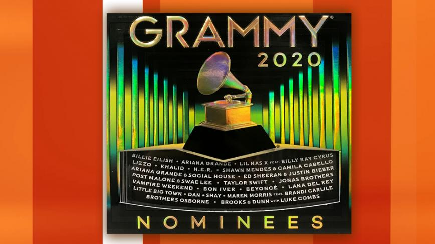 Grammy Nominees 2020 CD