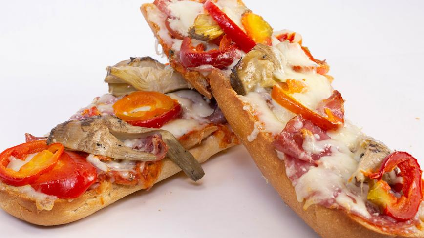 antipasti pizza