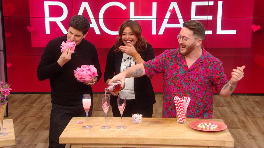 Rachael Ray, Jove Meyer and Jason Biggs
