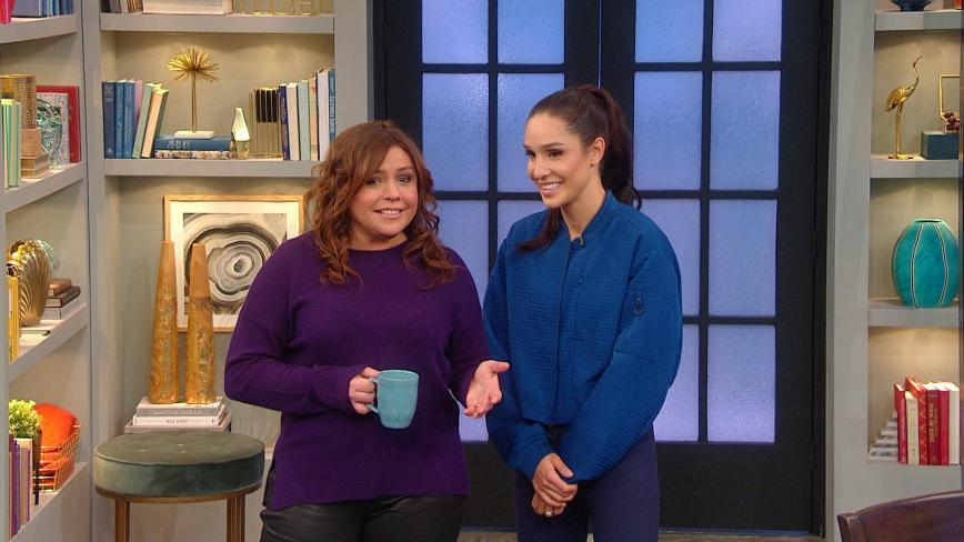 Rachael Ray and Kayla Itsines