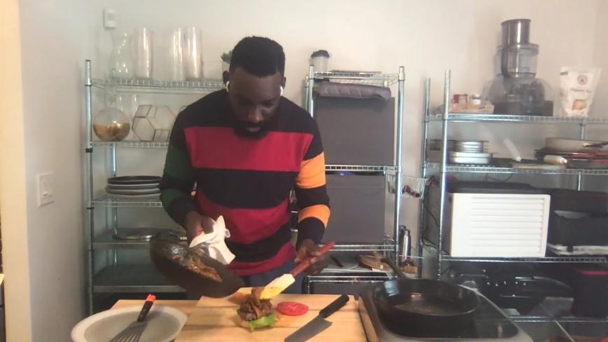 Chef Eric Adjepong