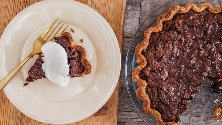 Gail Simmons Pecan Pie