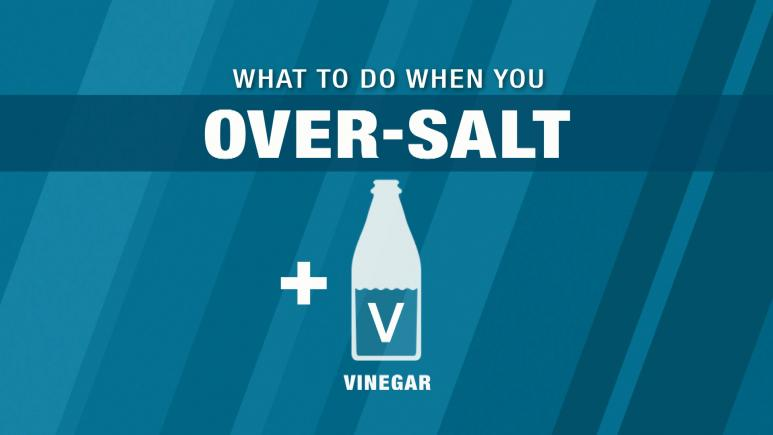 What To Do When You Over-Salt