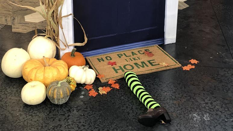 wizard of oz doormat