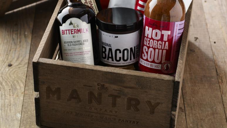 Mantry food subscription box