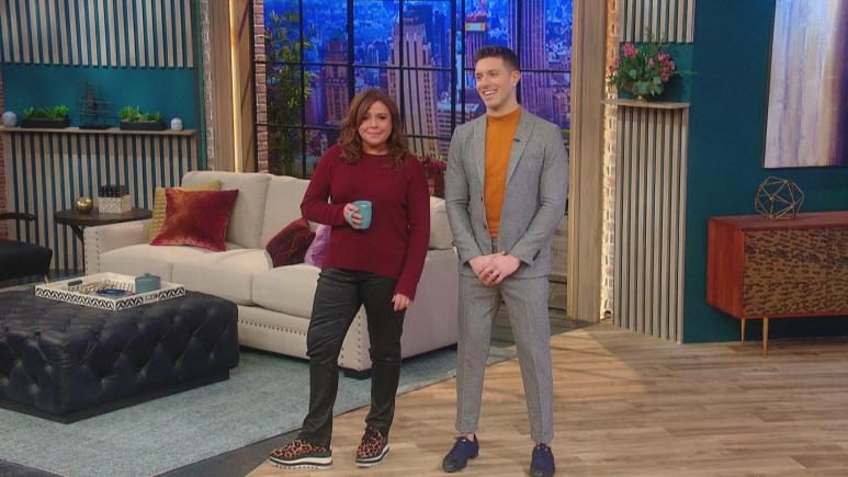Rachael Ray and Tommy DiDario