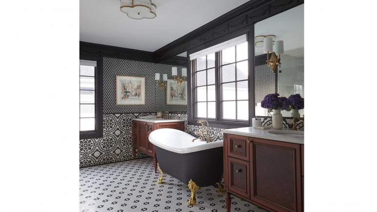 corey damen jenkins bathroom tile