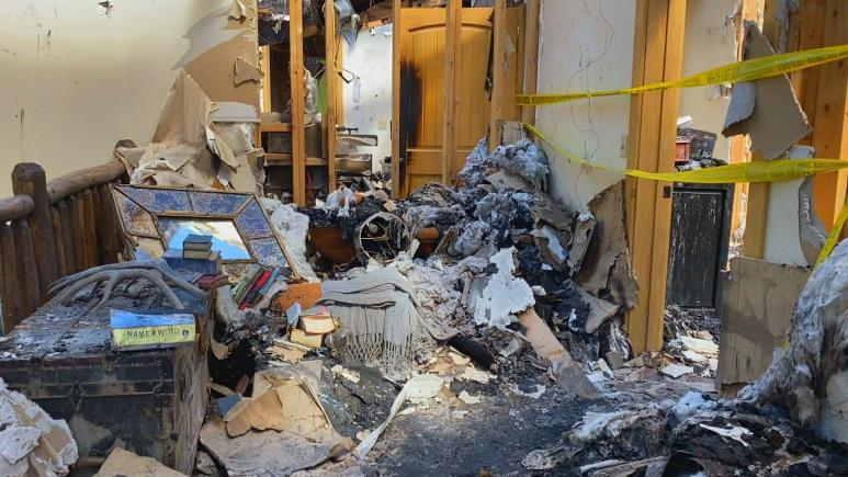 Rachael Ray Opens Up About House Fire | Rachael Ray Show Rachael Ray House Fire Video