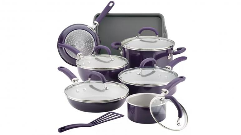 The Best Black Friday Cyber Monday Deals On Rachael S Cookware Bakeware Sets Rachael Ray Show
