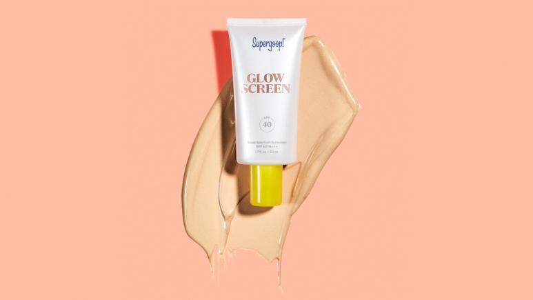 Supergoop Glowscreen Sunscreen SPF 40