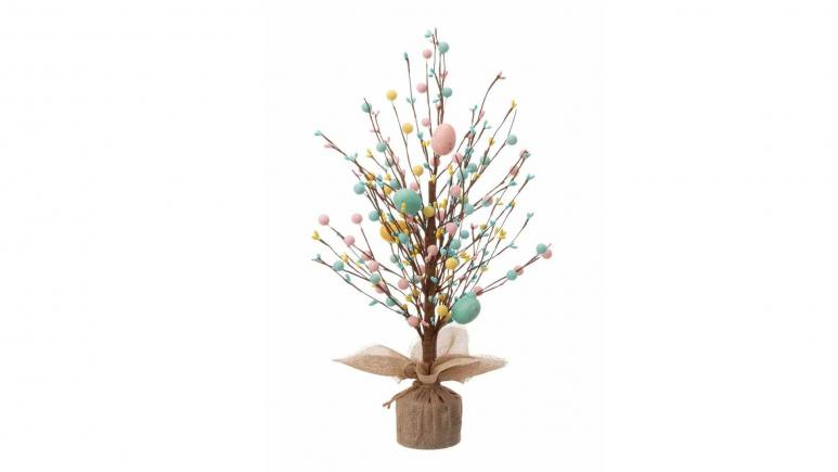 Easter Eggs Table Tree