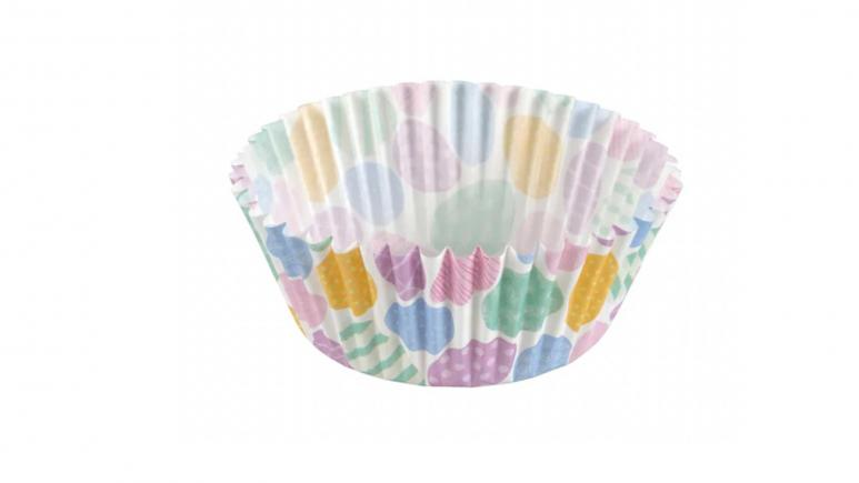 Easter Eggs Baking Cups by Celebrate It