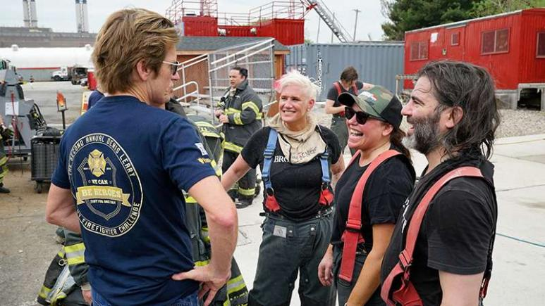 fdny challenge denis leary